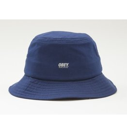 OBEY Obey Clothing Traverse Bucket Hat (Navy)