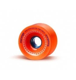ORANGATANG ORANGATANG 72.5MM, 80A MORONGA ORANGE WHEEL (SET OF 4)
