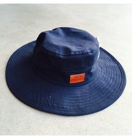 KATIN USA This comfortable men's hat comes with a durable canvas body, adjustable chin strap, and Katin patch sewn on front