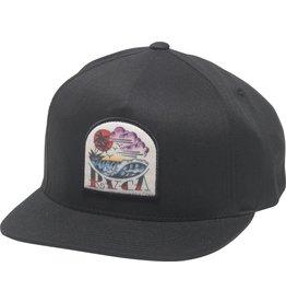RVCA RVCA Krak Wave Snapback Hat