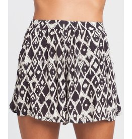 BILLABONG BILLABONG WANDERING HEART HIGH WAIST SKORT