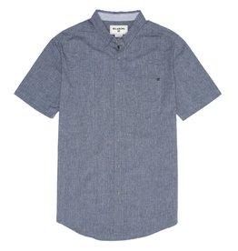 BILLABONG Billabong All Day Short Sleeve Woven Shirt