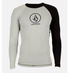 VOLCOM Volcom Colorblock Long Sleeve Rashguard