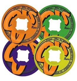 EASTERN SKATE OJ Wheels 54mm Logo Family 99a