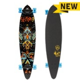 SECTOR 9 SECTOR NINE COSMOS COMPLETE BOARD