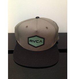 RVCA RVCA Commonwealth Snapback