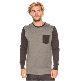BILLABONG Billabong Men's Zenith LS Crew Tee