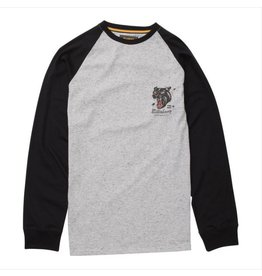 Billabong Guys Billabong Big Cat Raglan