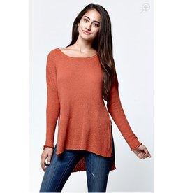VOLCOM Volcom Slider Pullover Tunic Sweater
