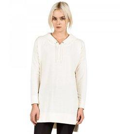 VOLCOM Volcom Womens Lived In Fleece Long Sleeve Pullover