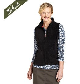Woolrich Women's Andes Fleece Vest