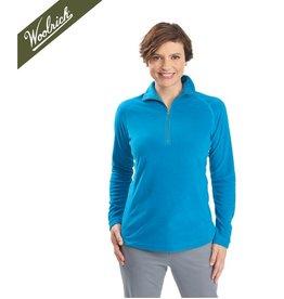Woolrich Women's Colwin Fleece Half-Zip Pullover