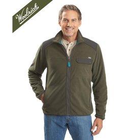 Woolrich Trail Blazing Full Zip Fleece Jacket