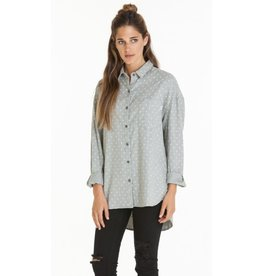 OBEY Obey Parker Lake Button-Down