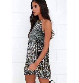 Lucy Love Velvet Sophia Dress