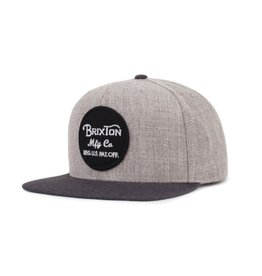 BRIXTON Brixton Wheeler Snap Back