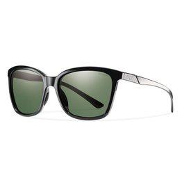 Smith Colette Sunglasses (Black/Polar Gray Green)