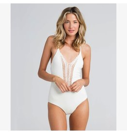 BILLABONG BILLABONG Hippie Hooray Crochet One Piece Swimwear