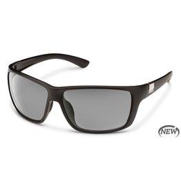 SunCloud SUNCLOUD COUNCILMAN Black Frame, Gray Lens