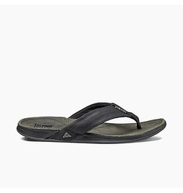 REEF REEF J BAY III DARK BROWN SANDALS
