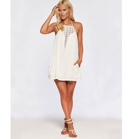 L*SPACE L SPACE KOKOMO HALTER DRESS