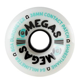 SECTOR 9 SECTOR NINE OMEGA 64MM/80A WHELS