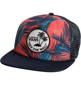 VANS VANS SURF PATCH TRUCKER HAT