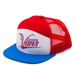 VANS VANS SUDS 6 PANEL TRUCKER HAT
