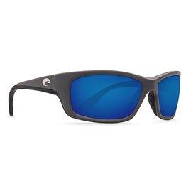 Costa Del Mar COSTA DEL MAR JOSE MATTE GRAY BLUE MIRROR 580G