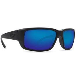 Costa Del Mar COSTA DEL MAR FANTAIL BLACKOUT BLUE MIRROR 580G