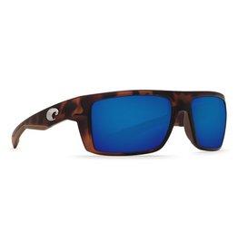 Costa Del Mar COSTA DEL MAR MOTU RETRO TORTOISE BLUE MIRROR 580P