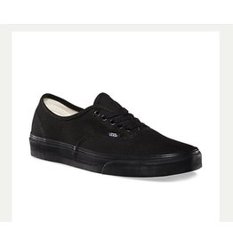 VANS Vans Authentic Black/Black
