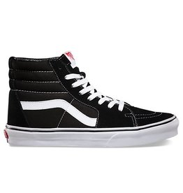 VANS Vans Mens Sk8-Hi Black/White
