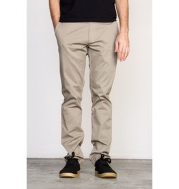 RVCA RVCA STAPLER CHINO PANT CURREN CAPLES EDITION DARK KHAKI