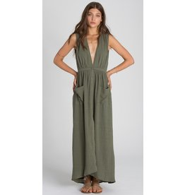 BILLABONG BILLABONG WOMENS VOYAGER MAXI MOSS