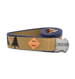 ARCADE ARCADE THE BLACKWOOD GREEN/NAVY BELT