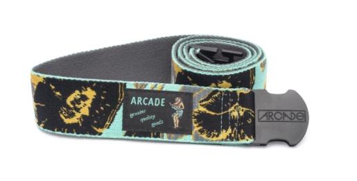 ARCADE ARCADE THE PACIFIC BLACK/WHITE BELT