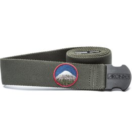 ARCADE ARCADE THE RAMBLER OLIVE GREEN BELT