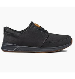 REEF REEF ROVER LOW ALL BLACK