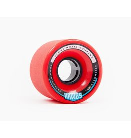 LANDYACHTZ 60MM CHUBBY HAWGS WHEELS-SET OF 4