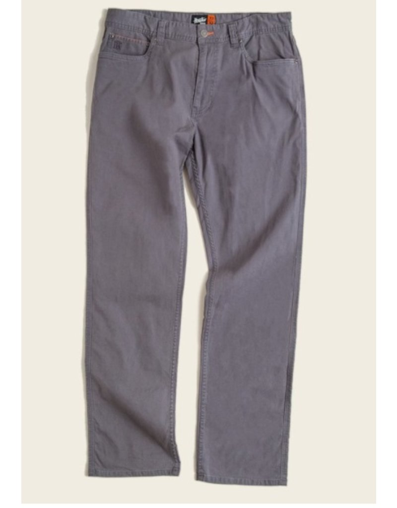 Howler Brothers FRONTSIDE 5-POCKET PANTS ANVIL GREY