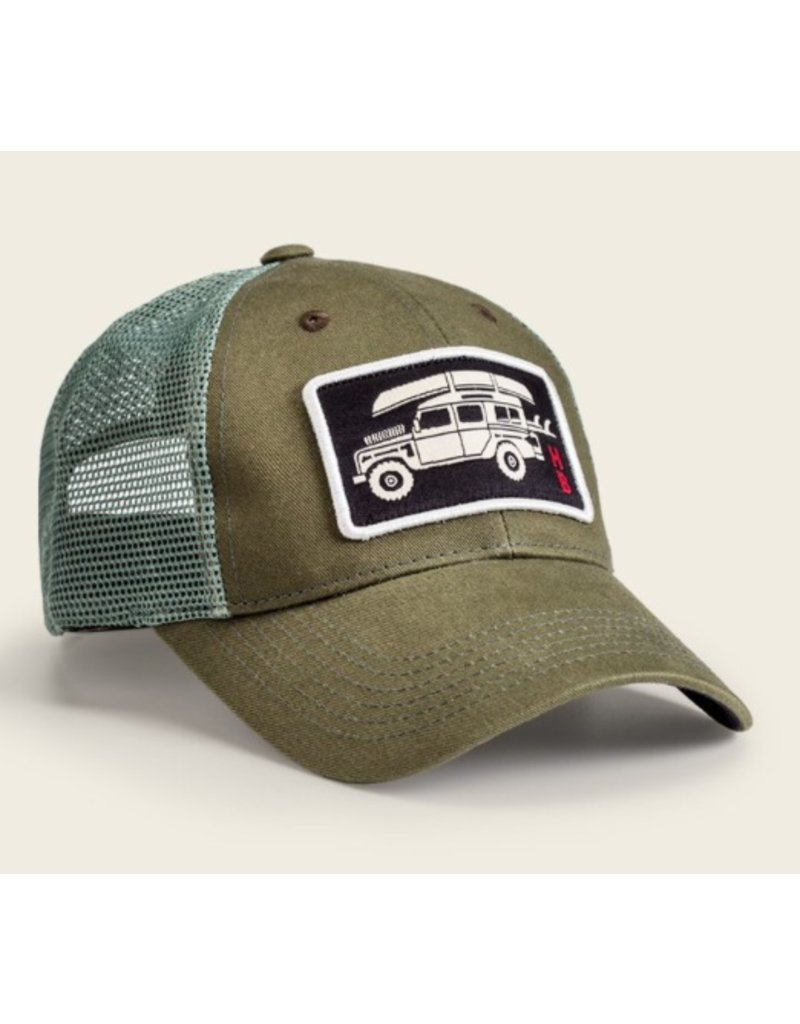 Howler Brothers PILGRIMAGE MESH BACK HAT