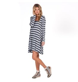 Volcom Girls VOLCOM LIVED IN LS DRESS