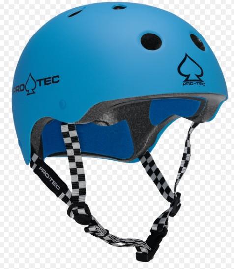 EASTERN SKATE PROTEC CLASSIC GUMBALL BLUE HELMET