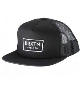 BRIXTON BRIXTON WINSLOW MESH CAP - BLACK