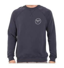 BRIXTON BRIXTON WHEELER CREW FLEECE