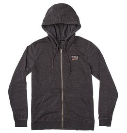 RVCA Guys RVCA MECHANICS ZIP UP HOODIE