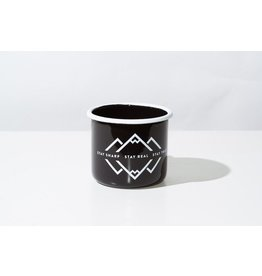 Square Trade SQUARE TRADE ENAMEL CAMP MUG