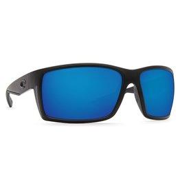 Costa Del Mar COSTA DEL MAR REEFTON BLACKOUT BLUE MIRROR LENS 580P