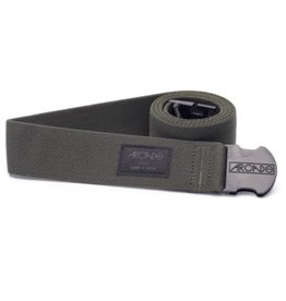 ALEXIS JANE DESIGN ARCADE BELT THE RANGER - OLIVE GREEN